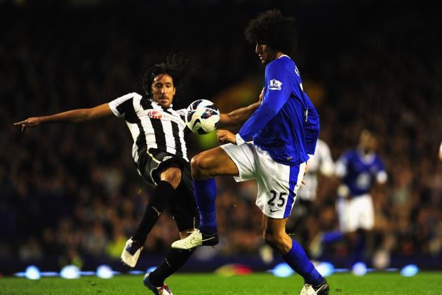 Everton 2-2 Newcastle: Monday Night's Game as It Happened