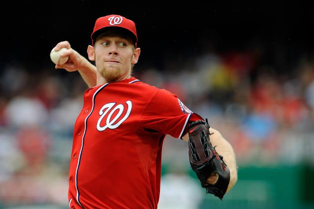 Washington Nationals Missing the Pitch by Shutting Down Stephen Strasburg