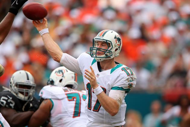 Breaking Down Ryan Tannehill's Improvement from Week 1 to Week 2
