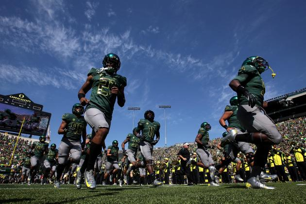 Oregon Football: Ducks Preseason Is Over; Arizona Is Next Up