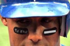 MLB Investigating Gay Slur on Eye-Black Worn by Blue Jays INF Yunel Escobar
