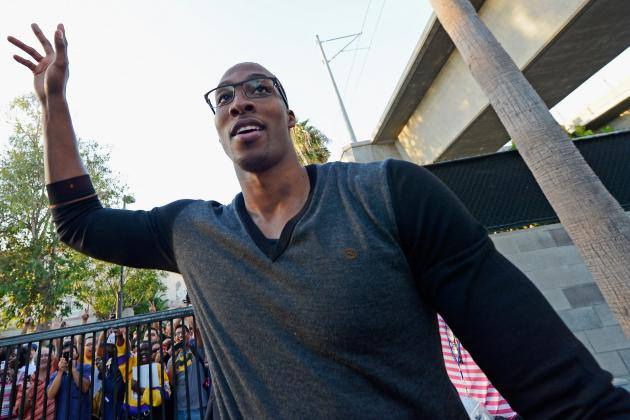 Will Dwight Howard Ever Mean as Much as Kobe Bryant to L.A. Lakers?