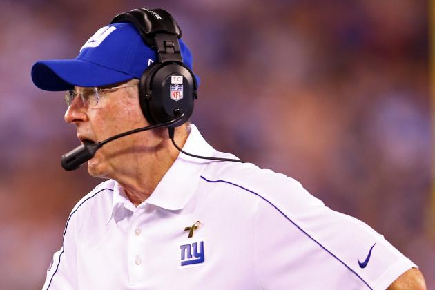 NFL Football: NY Giants Coach Tom Coughlin Should Be Embarrassed by His Remarks