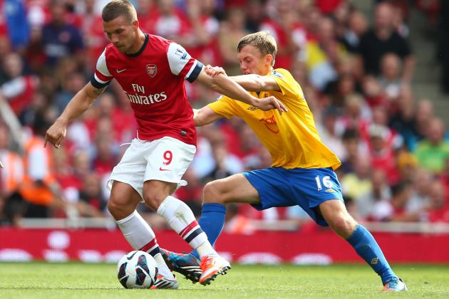 Lukas Podolski: How Arsenal Can Keep the German Striker Scoring