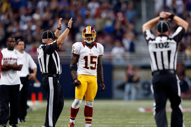 Washington Redskins: 3 Plays That Led to Sunday's Loss