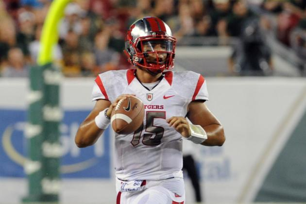 Rutgers vs. Arkansas Offers Scarlet Knights Biggest Challenge of the Season