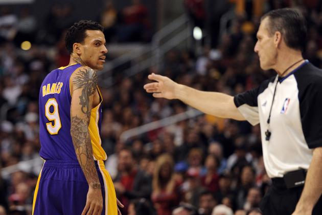 Why Matt Barnes Signing Ensures L.A. Clippers Keep Their Edge