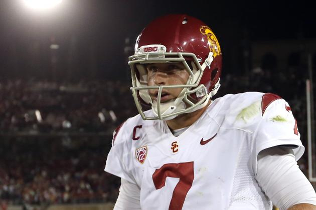 USC's  BCS Title Chances: 5 Reasons the Trojans Are Down but Not out