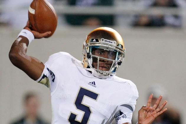 Notre Dame Football: Opposing Defenses Can No Longer Be One-Dimensional