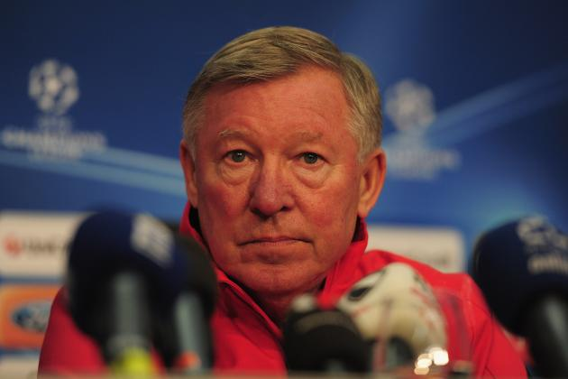 Manchester United Will Not Lose Champions League Focus, Says Sir Alex Ferguson