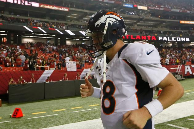 Falcons vs. Broncos: The Broncos' Biggest Winners and Losers from Monday Night