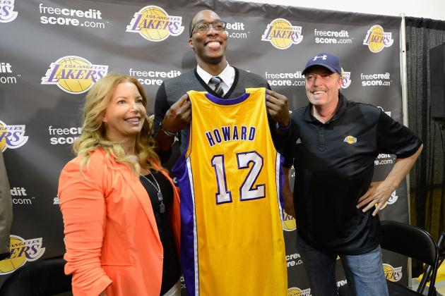Can the 2012-2013 LA Lakers Starting Lineup Be the Best of All Time?