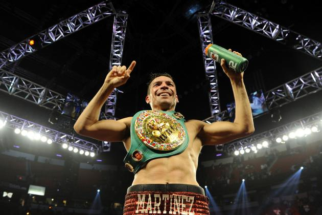 Sergio Martinez: Miguel Cotto, Not Chavez Jr. Rematch Tops Priorities