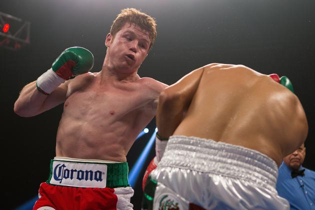 Canelo Alvarez: Return in December, Then Mayweather or Cotto?