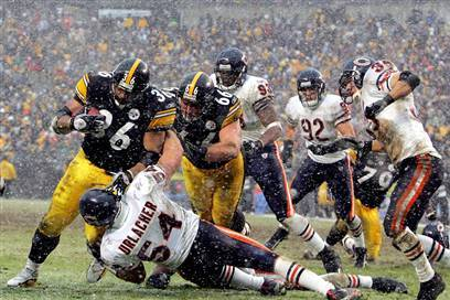Rashard Mendenhall: Why Steelers Fans Must Stop Looking for Next Jerome Bettis