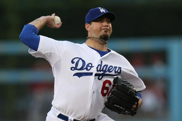 Why Josh Beckett Should Start 1-Game Playoff If Kershaw Is Done for the Year