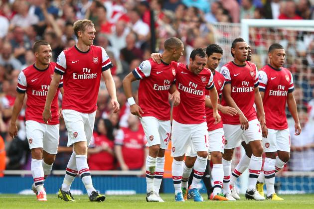 It's Too Early to Tell If Arsenal Are Title Contenders