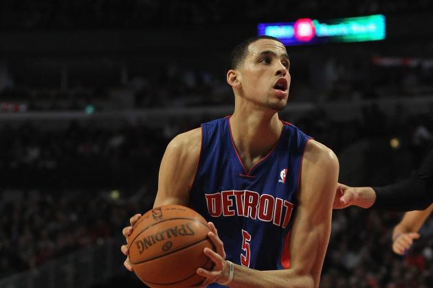 Austin Daye: Why Another 4 Years of Pistons Forward Isn't Worth $4 Million