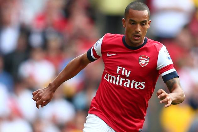 Theo Walcott's Contract Wranglings Leave Arsenal Manager Exasperated