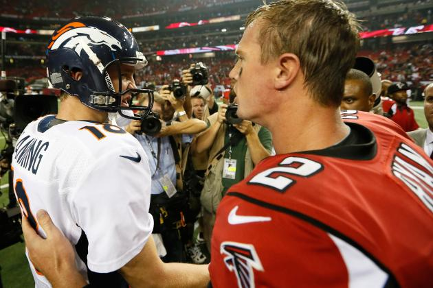 Broncos vs Falcons: Grades for Key Players in Week 2 Monday Night Football Match