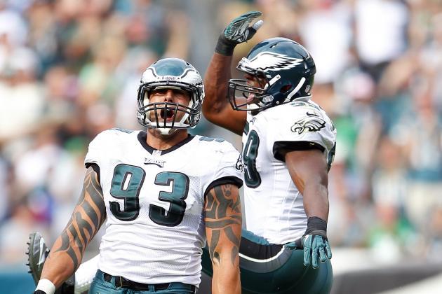 NFC East Week 3 Power Rankings: Eagles Back on Top
