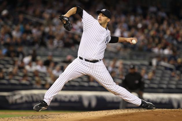 Yankees Look to Andy Pettitte to Guide Them to Playoffs, Just Like Old Times