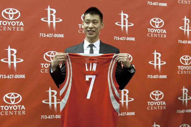 Jeremy Lin: Realistic Expections for New Houston Rockets Point Guard in 2012-13