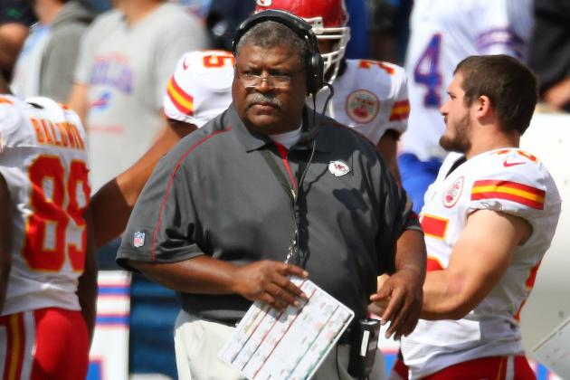Kansas City Chiefs: Romeo Crennel Is on a Short Leash, Even After 2 Games