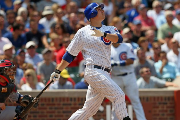 Bryan LaHair Has Gone from All-Star to out of Cubs' Plans