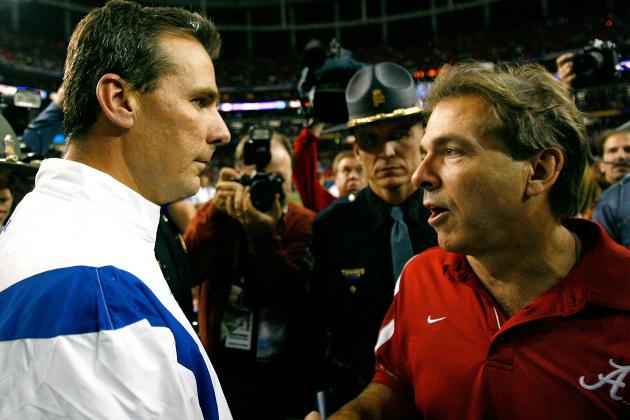 Urban Meyer vs. Nick Saban: Who's the King of Recruiting?