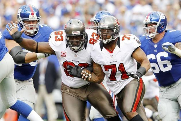 Tampa Bay Buccaneers Front 4 Failure Doomed Their New York Blitz