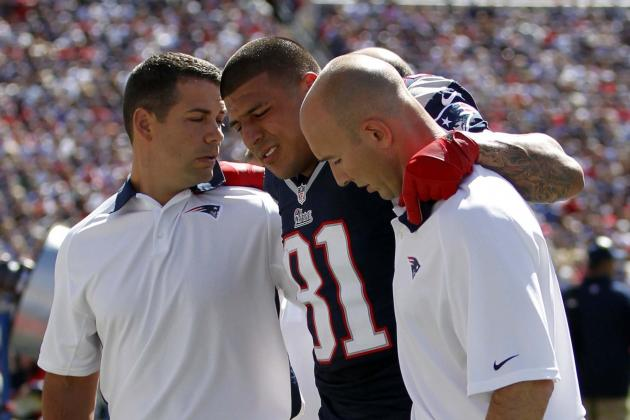 Aaron Hernandez: Losing Star TE Won't Hurt Patriots' Offense Long-Term