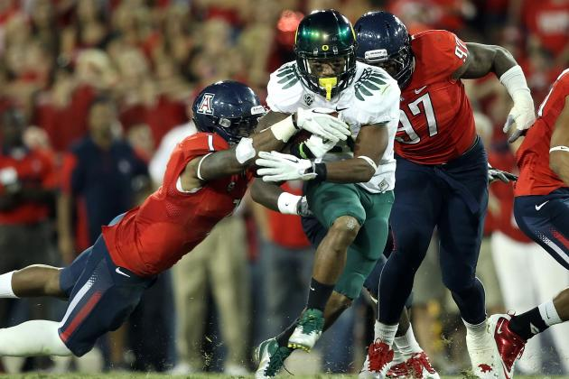 Arizona vs. Oregon: TV Schedule, Live Stream, Radio, Game Time and More