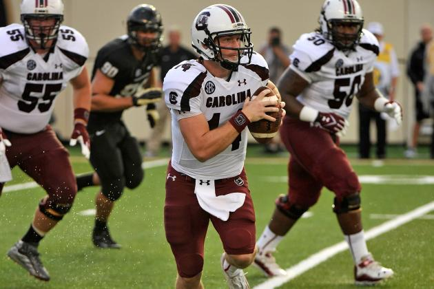 Connor Shaw's Injury Hasn't Created a QB Controversy at South Carolina