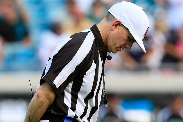 Horrible NFL Replacement Officials May Be Good for the League Long Term