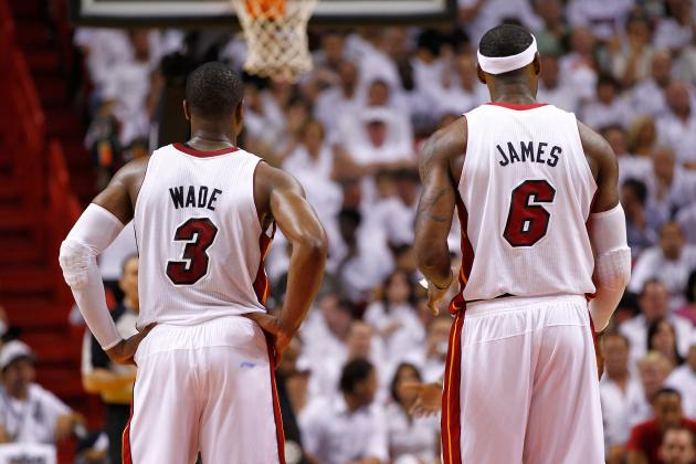 Move over Dwyane Wade, Miami Heat Officially LeBron James' Team Now