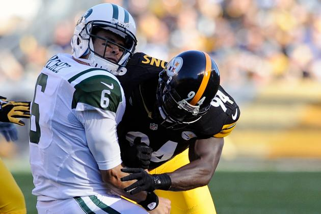Jets vs. Steelers Take Two: Breaking Down Jets' Struggles in the Passing Game