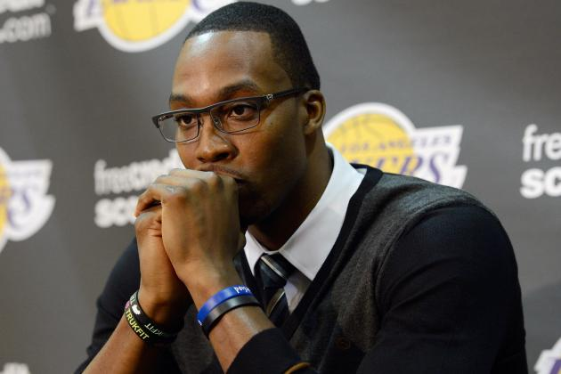 Sorry Dwight Howard, but You Will Have to Earn Your Love as an L.A. Laker