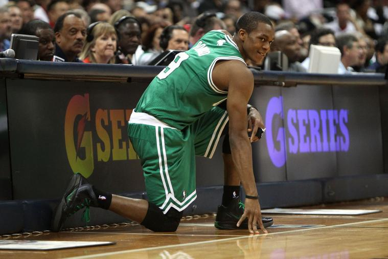 Why Boston Celtics Fans Love Rajon Rondo and the Rest of the NBA Hates Him