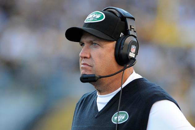 Jets vs. Steelers: Stats That Mattered in New York's Week 2 Loss