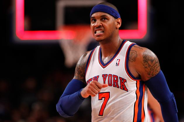 What Makes Carmelo Anthony a Dynamic Scorer?