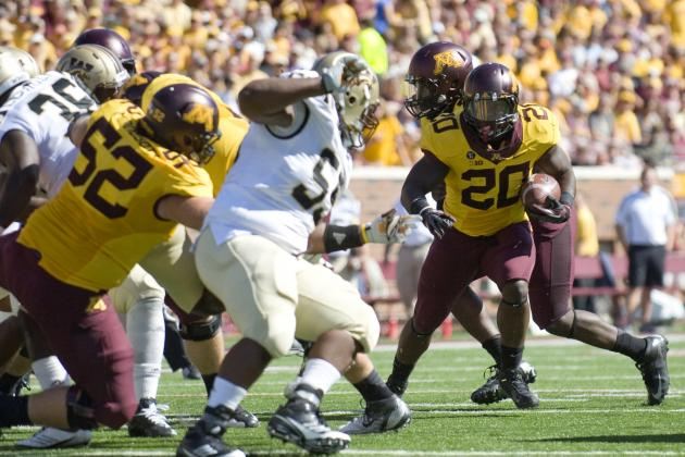 Wildcats, Gophers Are on the Upswing