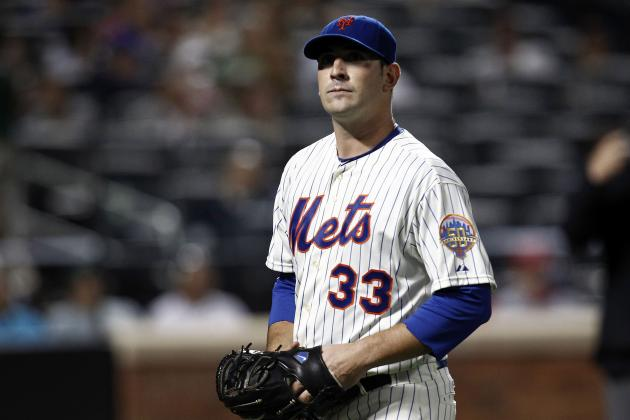 New York Mets: Matt Harvey's Season to End Tonight Against Phillies