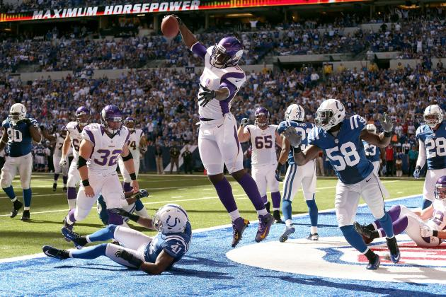 5 Key Moments in the Minnesota Vikings' Loss to Indianapolis