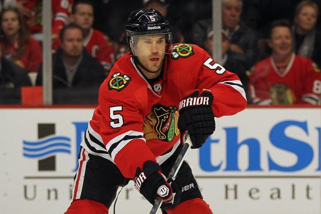 Defenseman Steve Montador Might Reap Benefits from Concussion