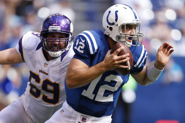 Indianapolis Colts' Biggest Early-Season Story Lines