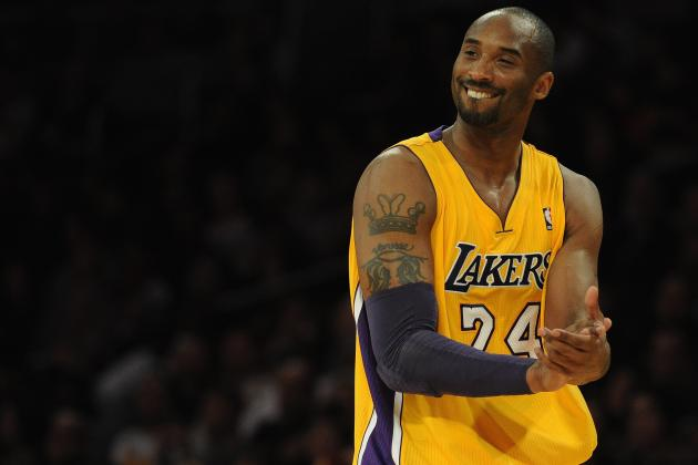 Breaking Down Which L.A. Lakers Newcomer Kobe Bryant Will Thrive with