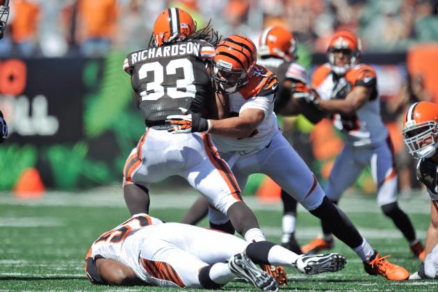 Cincinnati Bengals' Defensive Struggles Could Hurt Them vs. Redskins, RG3
