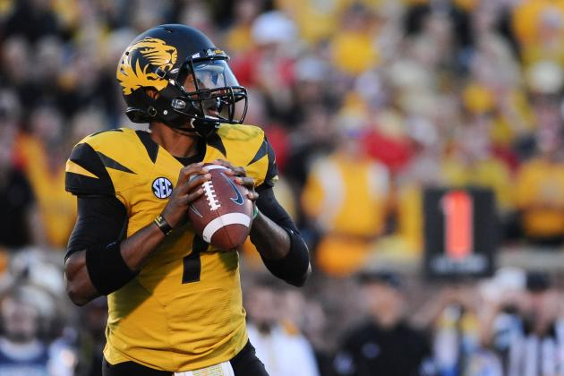 Don't Question Missouri QB James Franklin's Toughness for Refusing Medicine