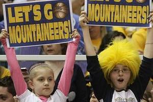 More on the Maryland-West Virginia Rivalry